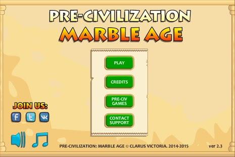 Pre-Civilization Marble Age v2.8.6