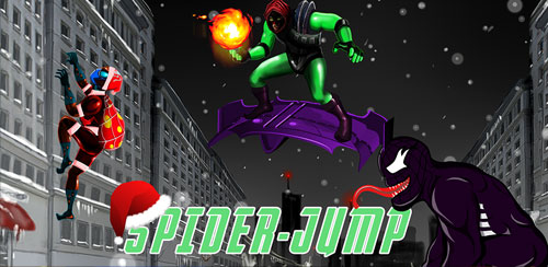 Spider Jump – Goblin appears v1.7