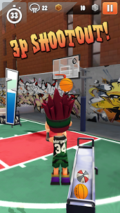 Swipe Basketball 2 v1.1.7 + data