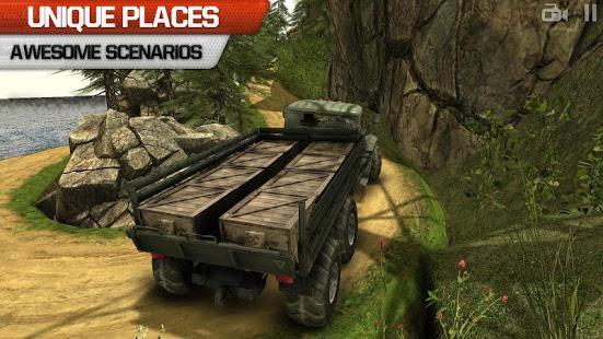 Truck Driver 3D: Offroad v1.11