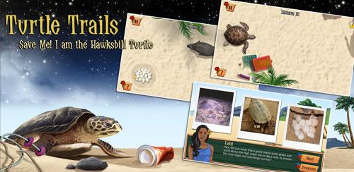 بازی نجات لاک پشت ها Turtle Trails – Save Me! v1.0.0