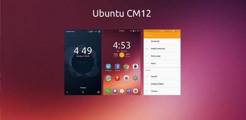 Ubuntu CM12 v1.0