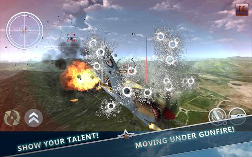 بازی نبرد هوایی جنگ جهانی دوم اندروید