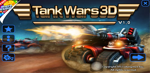 Tank World War 3D 1.5
