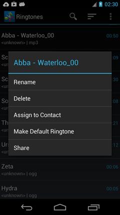 ZeoRing Ringtone Ed. v1.4.4