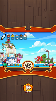 Angry Birds Fight RPG Puzzle v2.5.3