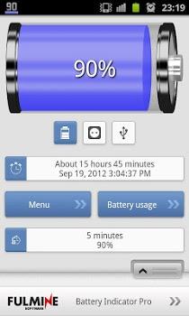 Battery Indicator Pro v2.7.3