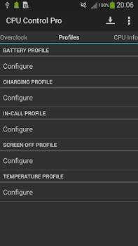 CPU Control Pro v3.1.5