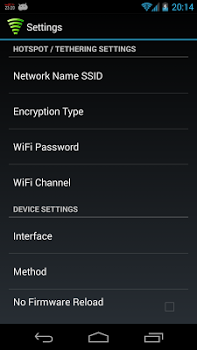 WiFi Tether Router v6.1.9