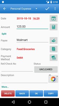 Expense Manager Pro v3.4.6