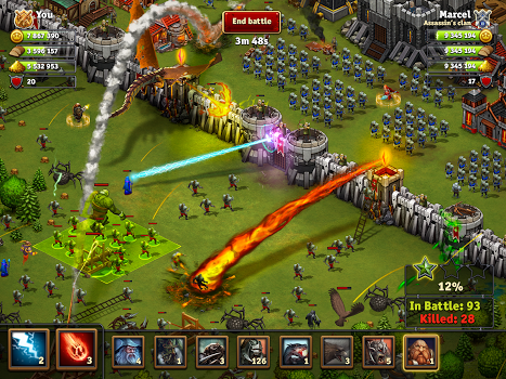 Throne Rush v5.9.0