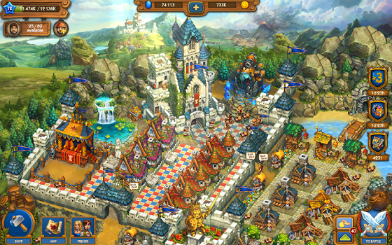 The Tribez & Castlez v6.0.0 + data