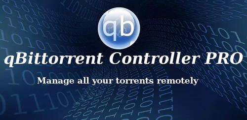 qBittorrent Controller Pro v4.6.4