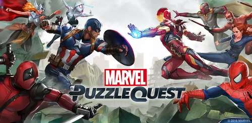 Marvel Puzzle Quest v141.423541