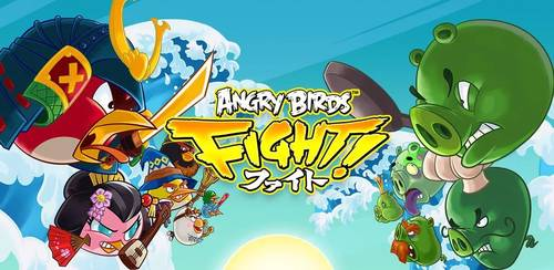 Angry Birds Fight RPG Puzzle v2.5.6