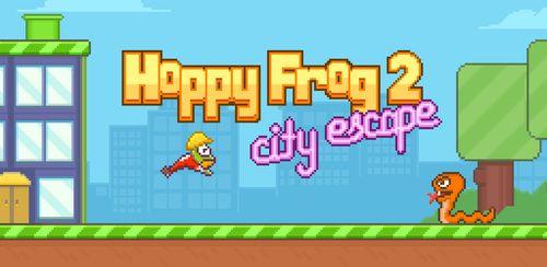 Hoppy Frog 2 – City Escape v1.2.7