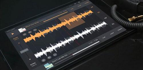نرم افزار دی جی میکسر edjing PRO - Music DJ mixer v1.0.1