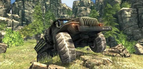 بازی راننده ماشین سنگین Truck Driver 3D: Offroad 1.3