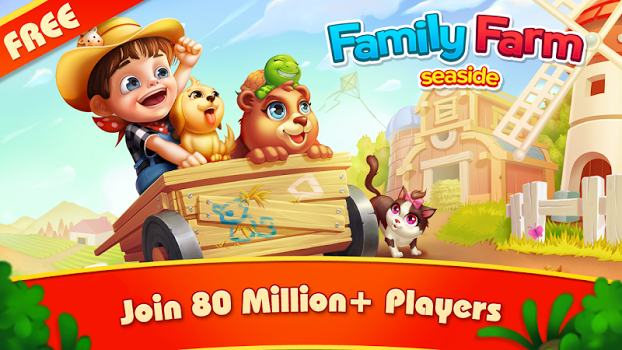 Family Farm Seaside v4.9.000
