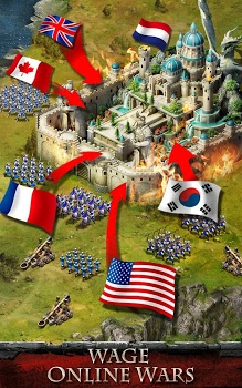 Empire War: Age of hero v5.964.1