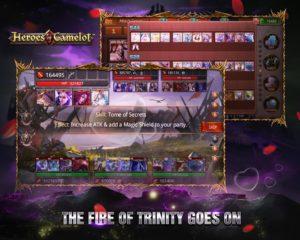 تصویر محیط Heroes of Camelot v9.2.3