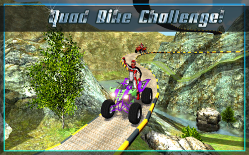 ۳D Quad Bike Offroad Stunts v1.1