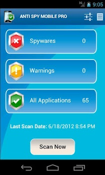Anti Spy Mobile PRO v1.9.10.33