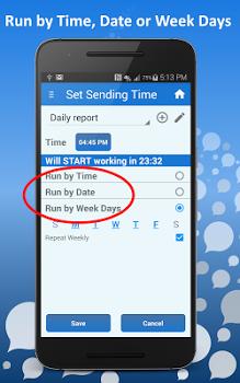 Auto SMS Scheduler / Sender v7.1.1