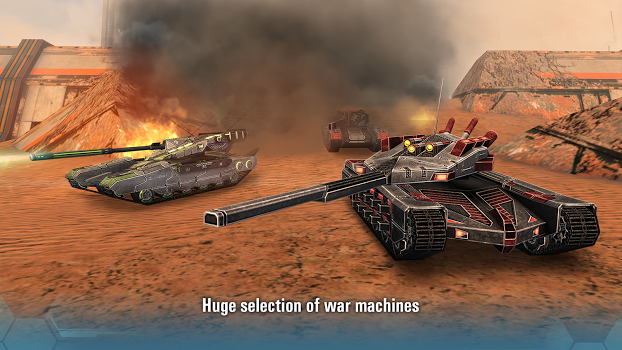 Future Tanks: 3D Online Battle v2.57 + data