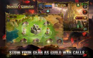 تصویر محیط Heroes of Camelot v9.0.0