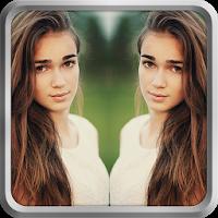 برنامه جالب و حرفه ای ساخت عکس های آینه ای آیکون