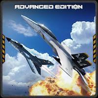 بازی جالب شبیه ساز نبرد هوایی آیکون