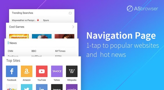 A5 Browser 1.0.1
