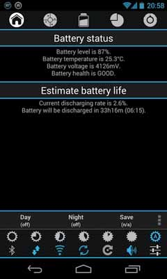Battery Drain Analyzer v6.5
