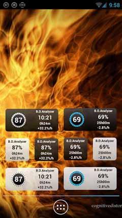 Battery Drain Analyzer v6.5