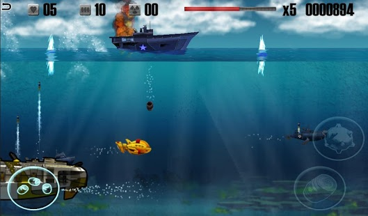 Battleship vs Submarine Gold v1.1