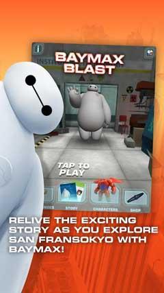 Big Hero 6: Baymax Blast v1.1