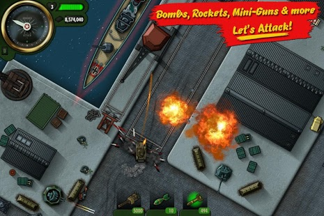 iBomber Attack v1.0.3 + data