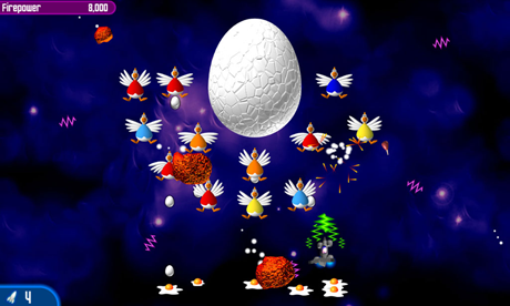 Chicken Invaders 2 HD v1.05ggl
