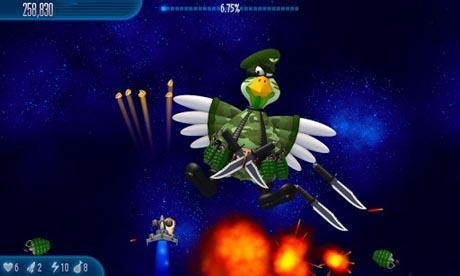 Chicken Invaders 5 v1.18ggl