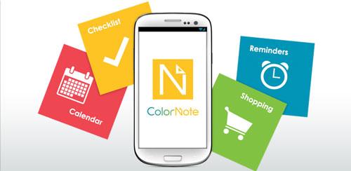 ColorNote Notepad Notes To do v3.11.15