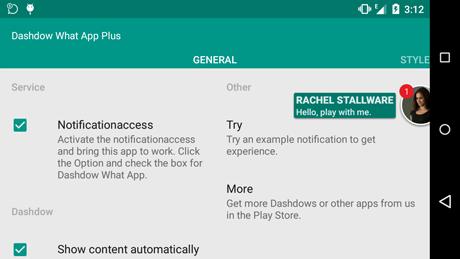 Dashdow What App Plus v2.54