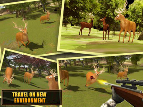 Deer Hunting – Sniper Shooting v3.2