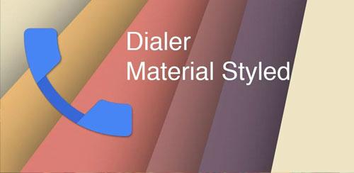 Dialer – Material Styled v1.0.4