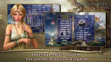 Dragon War – Origin v1.3.8