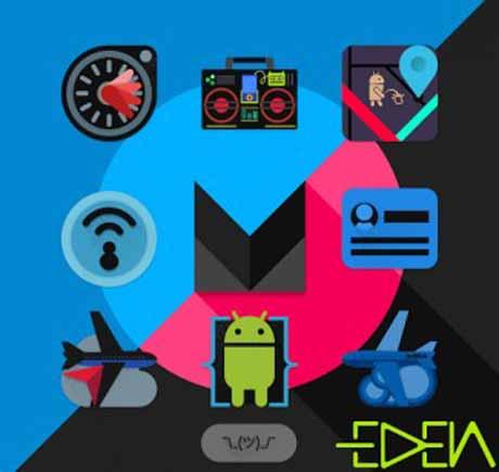 EDEN – Icon Pack v1.0