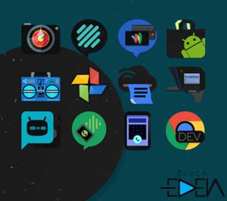 EDEN – Icon Pack v1.0