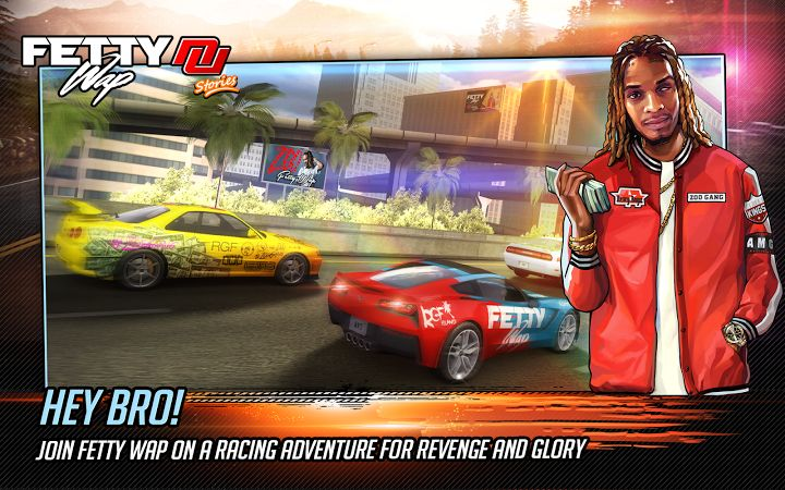 Fetty Wap Nitro Nation Stories v4.08.02 + data