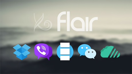 Flair Retro – Icon Pack v1.1.1
