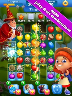 Fruit Land – match3 adventure v1.50.0
